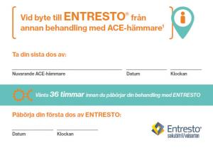 Byteskort för patienter