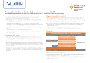 PALLADIUM factsheet