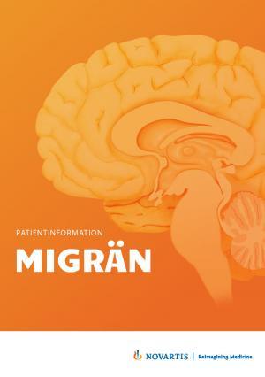 mapp med illustrerad hjärna