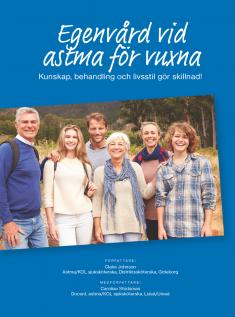 Broschyren egenvård vid astma.